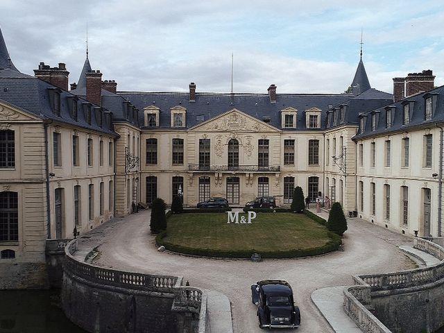 Le mariage de Pierre et Mélanie à Ermenonville, Oise 25