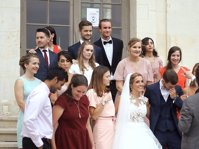 Le mariage de Pierre et Mélanie à Ermenonville, Oise 41