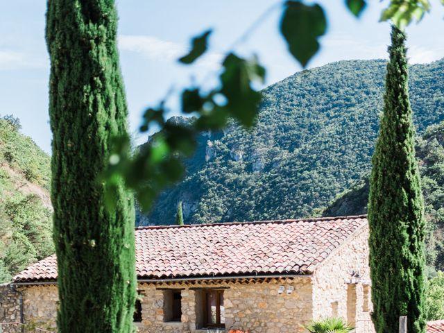 Le mariage de Antonin et Charline à Nyons, Drôme 12