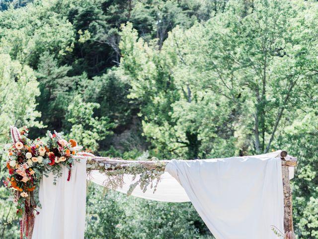 Le mariage de Antonin et Charline à Nyons, Drôme 20