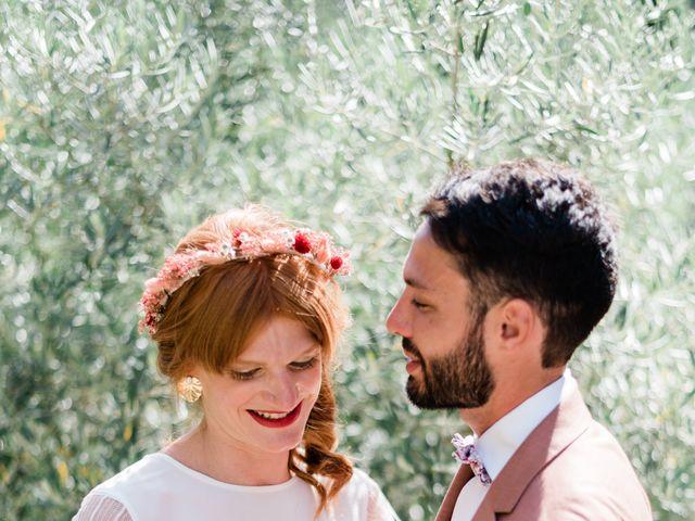 Le mariage de Antonin et Charline à Nyons, Drôme 34