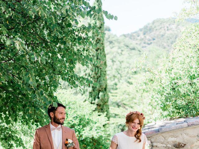 Le mariage de Antonin et Charline à Nyons, Drôme 35