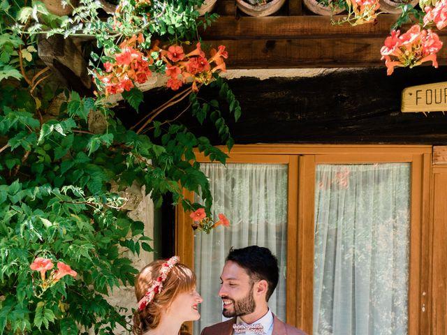 Le mariage de Antonin et Charline à Nyons, Drôme 38