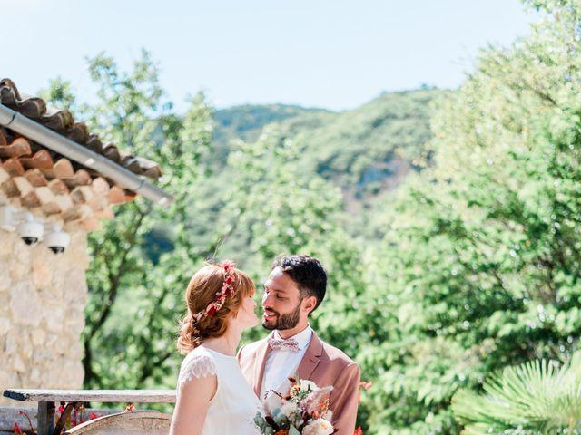 Le mariage de Antonin et Charline à Nyons, Drôme 46
