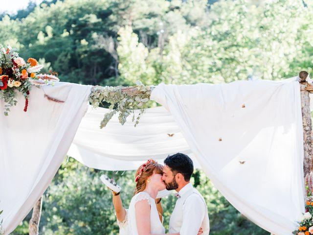Le mariage de Antonin et Charline à Nyons, Drôme 56