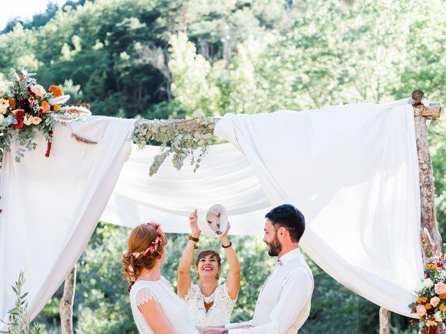 Le mariage de Antonin et Charline à Nyons, Drôme 57