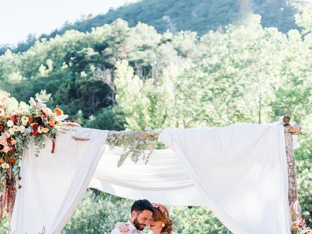 Le mariage de Antonin et Charline à Nyons, Drôme 58