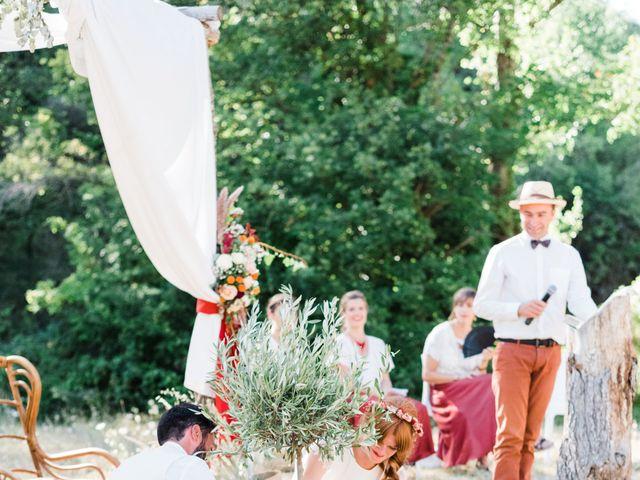 Le mariage de Antonin et Charline à Nyons, Drôme 60