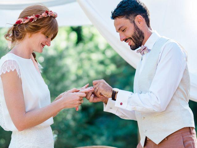 Le mariage de Antonin et Charline à Nyons, Drôme 64