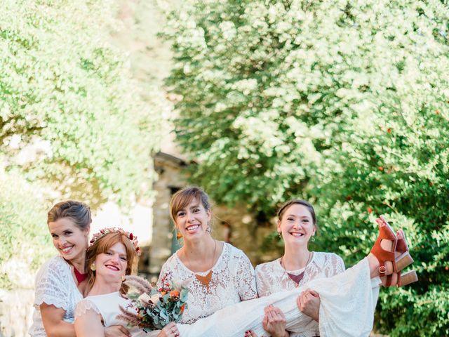 Le mariage de Antonin et Charline à Nyons, Drôme 72