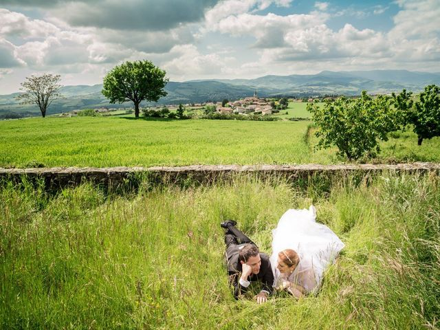 Le mariage de Benoit et Bérengère à Brignais, Rhône 11