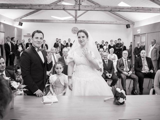 Le mariage de Benoit et Bérengère à Brignais, Rhône 16