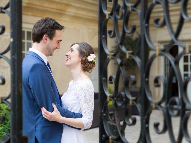 Le mariage de Jérémy et Emilie à Nancy, Meurthe-et-Moselle 1