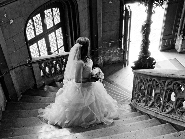 Le mariage de Philippe et Elodie à Douai, Nord 1