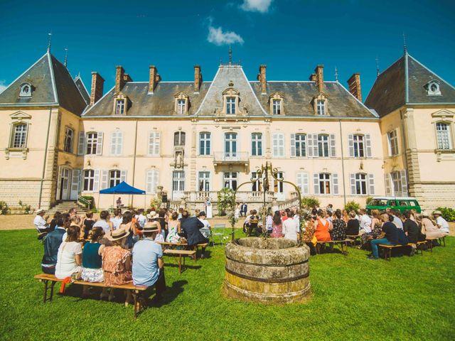 Le mariage de Jérôme et Fanny  à Gray, Haute-Saône 5