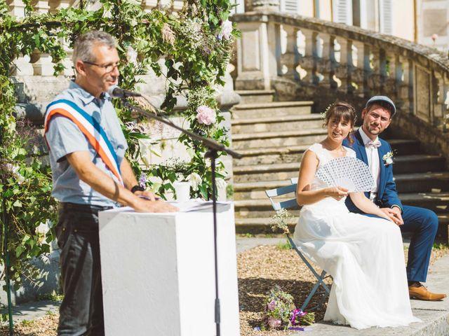 Le mariage de Jérôme et Fanny  à Gray, Haute-Saône 6