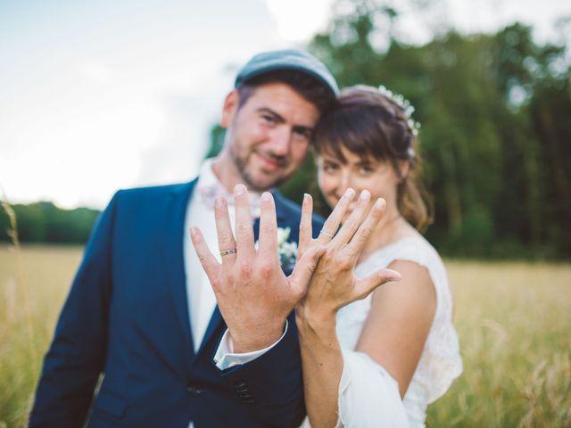 Le mariage de Jérôme et Fanny  à Gray, Haute-Saône 9