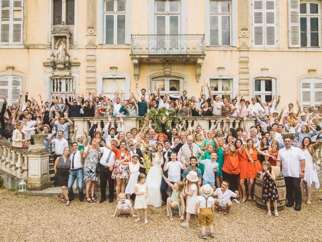 Le mariage de Jérôme et Fanny  à Gray, Haute-Saône 10