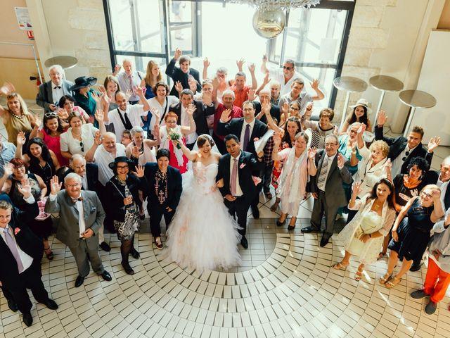 Le mariage de Léo et Julie à Lattes, Hérault 4