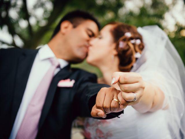 Le mariage de Julie et Léo