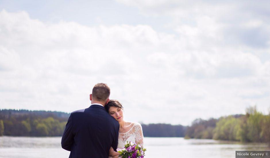 Le mariage de Luca et Virginie à Sancerre, Cher