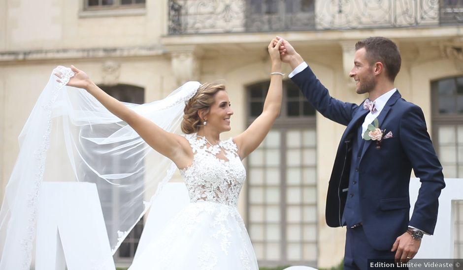 Le mariage de Pierre et Mélanie à Ermenonville, Oise