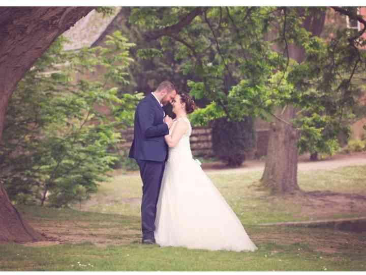 Le mariage de Laetitia et Gary