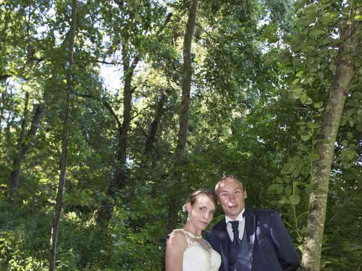 Le mariage de Sandrine et Christopher