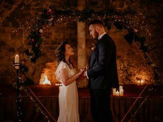 Le mariage de Ingrid et Gianni