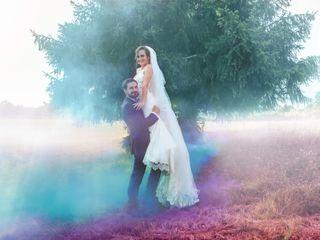 Le mariage de Christine et Florian
