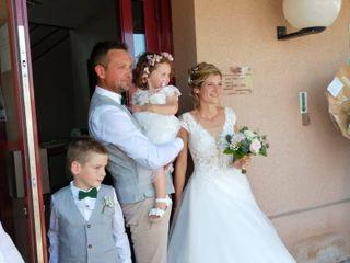Le mariage de Manon et Guéric