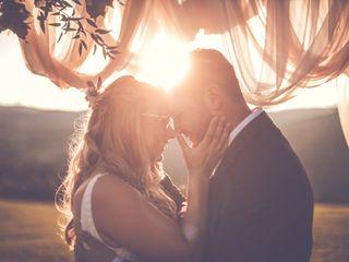 Le mariage de Tiffany et Thomas