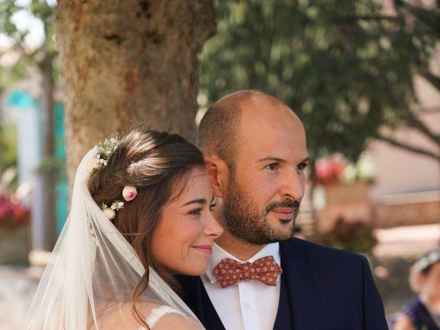 Le mariage de Alexandre et Anaïs à Lacenas, Rhône 5