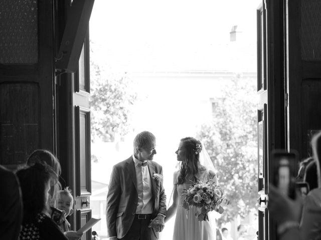 Le mariage de Alexandre et Anaïs à Lacenas, Rhône 21