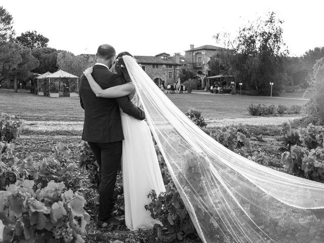 Le mariage de Alexandre et Anaïs à Lacenas, Rhône 35