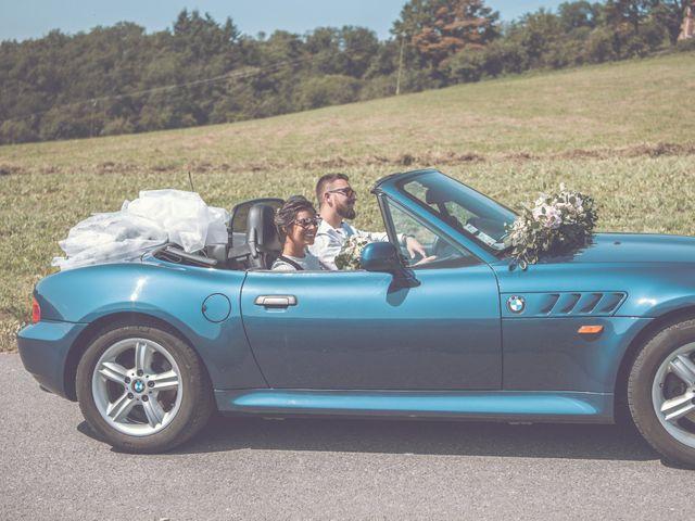 Le mariage de Benjamin et Justine à La Tour-en-Jarez, Loire 5