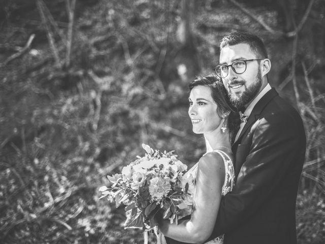 Le mariage de Benjamin et Justine à La Tour-en-Jarez, Loire 20