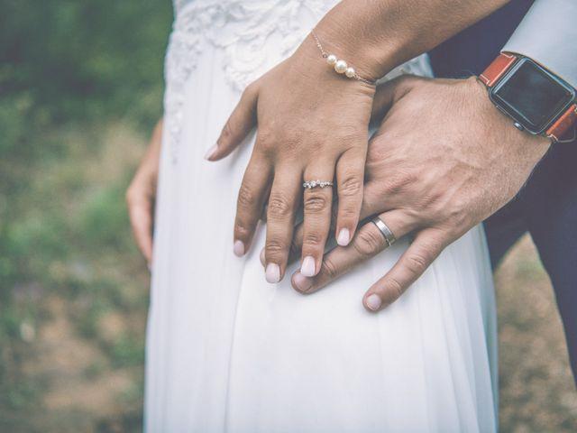 Le mariage de Benjamin et Justine à La Tour-en-Jarez, Loire 28