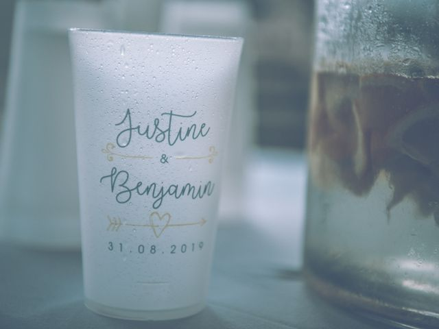 Le mariage de Benjamin et Justine à La Tour-en-Jarez, Loire 29