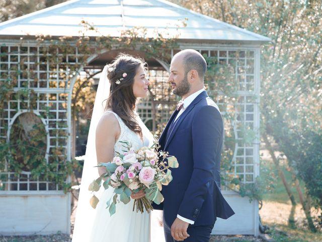 Le mariage de Alexandre et Anaïs à Lacenas, Rhône 1