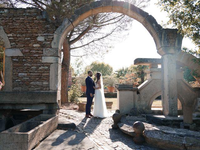 Le mariage de Alexandre et Anaïs à Lacenas, Rhône 2