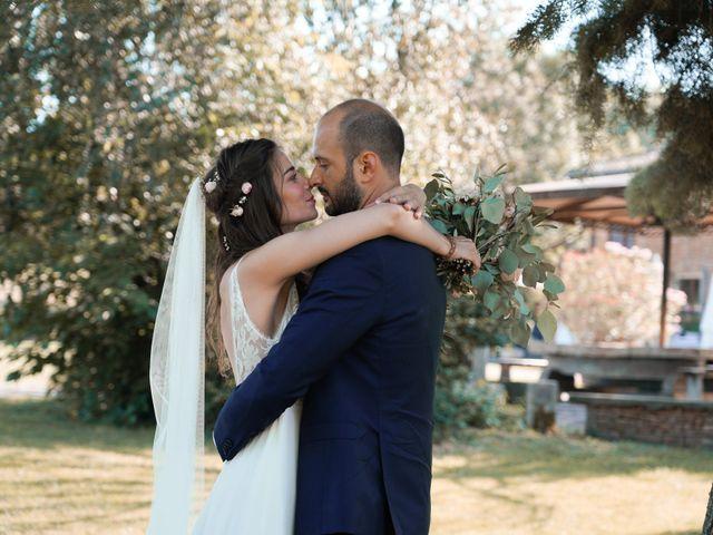 Le mariage de Alexandre et Anaïs à Lacenas, Rhône 20