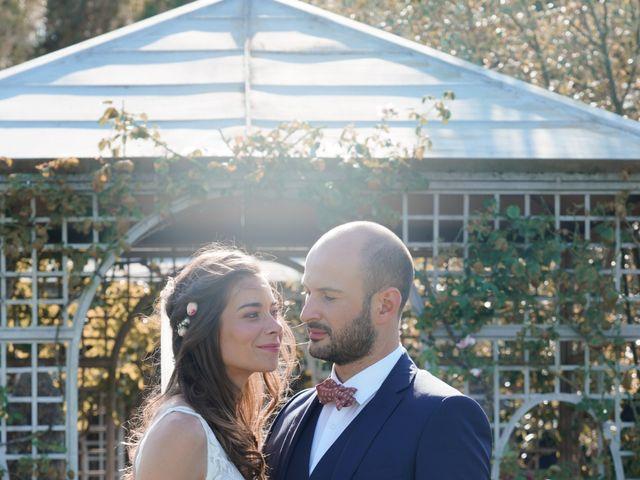 Le mariage de Alexandre et Anaïs à Lacenas, Rhône 38