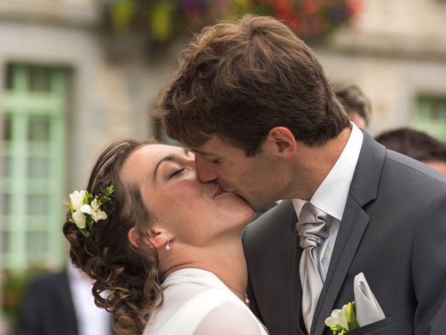 Le mariage de Christelle et Amaury