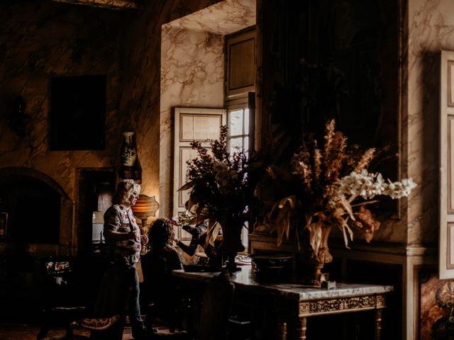 Le mariage de Gianni et Ingrid à Senouillac, Tarn 41