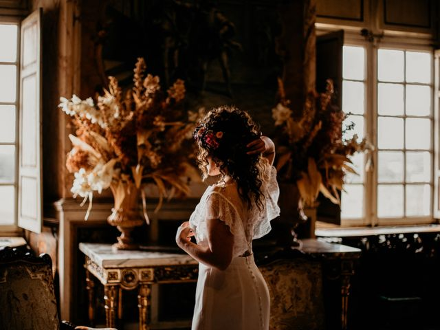 Le mariage de Gianni et Ingrid à Senouillac, Tarn 2