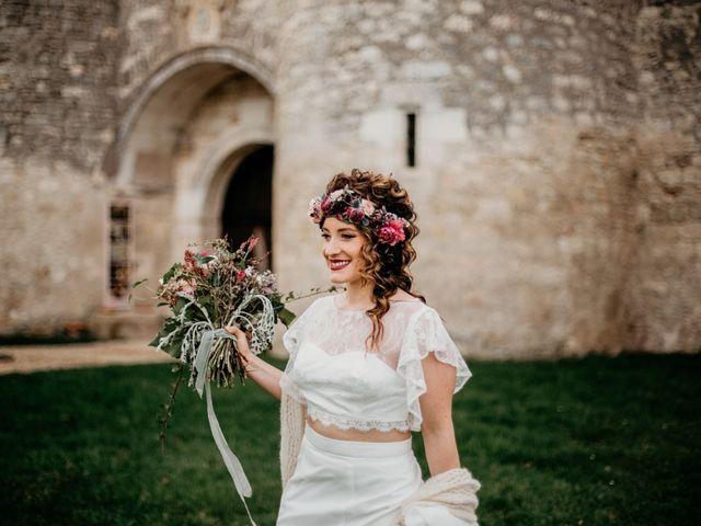 Le mariage de Gianni et Ingrid à Senouillac, Tarn 83
