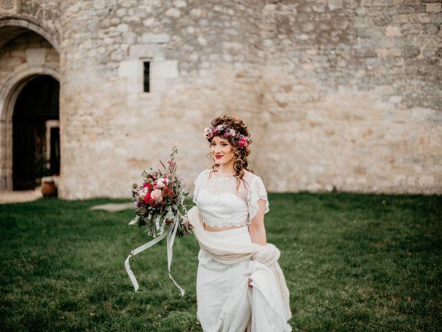 Le mariage de Gianni et Ingrid à Senouillac, Tarn 84
