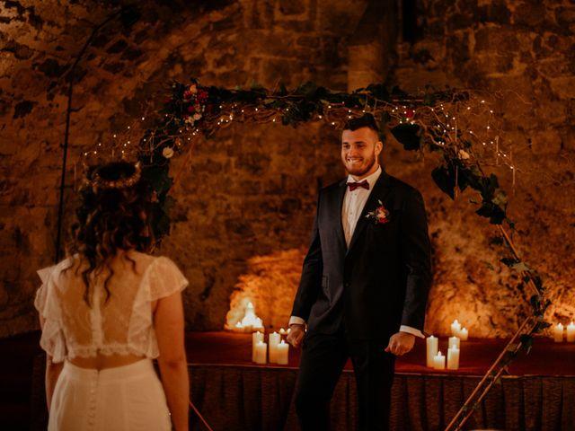Le mariage de Gianni et Ingrid à Senouillac, Tarn 92
