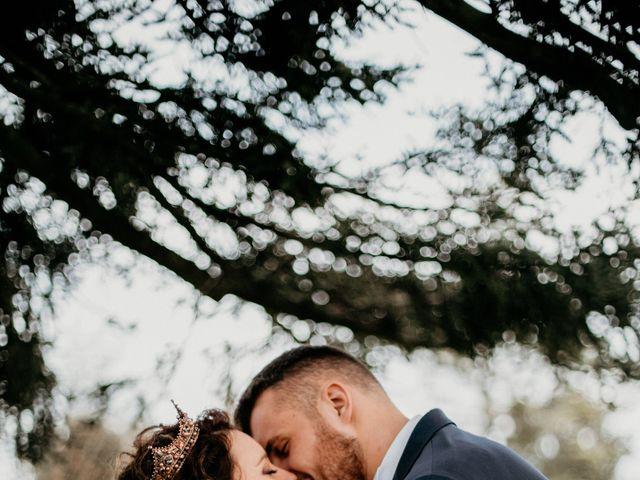 Le mariage de Gianni et Ingrid à Senouillac, Tarn 100